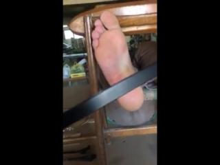 My bastinado videos :)