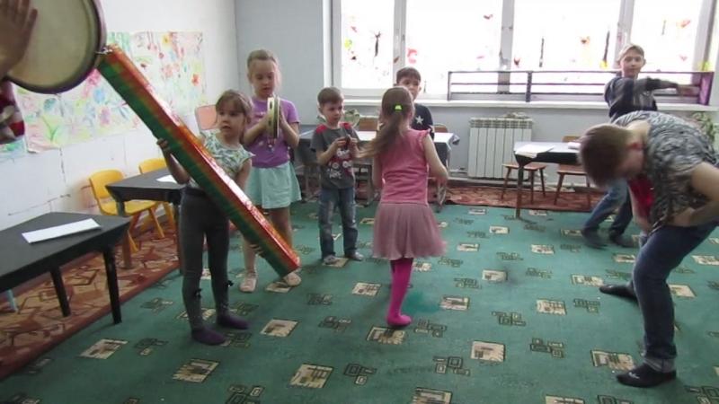 Женин урок про экологию чудесный танцы