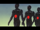 Гандахар: Световые годы / Gandahar Les Annes Lumiere (1988) Рене Лалу / Rene Laloux, Айзек Азимов (мультфильм) 1080p