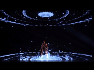 3D Dance Holographic Performance. ДК им.Ленина г.Великие Луки.
