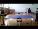 игра за 1-2 место: ТРОНИНА ТАТЬЯНА (М.Пурга)- Титова Валерия (Алнаши)