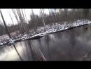 Мир Охотника Охота 165 камера на собаке, работа по лосю