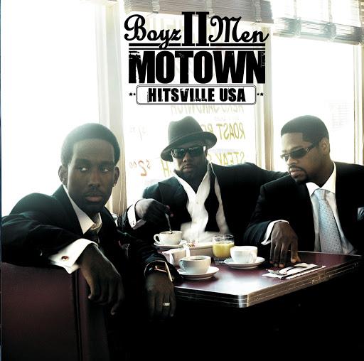 Boyz II Men альбом Motown - Hitsville, USA