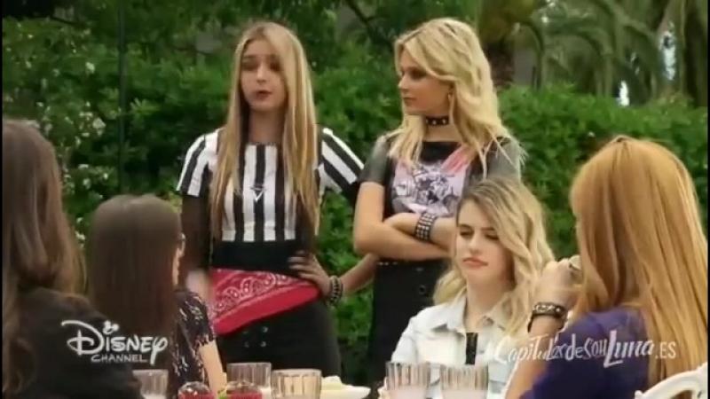 Soy Luna 3 - Las chicas provocan a Ámbar y Emilia - CAP 21