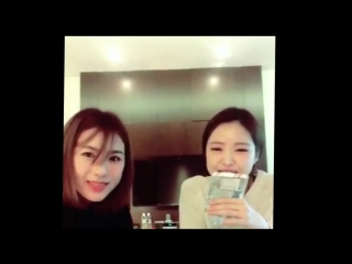 Naeun Hayoung Red Velvets Rookie