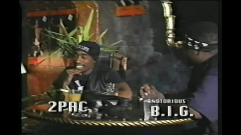 2Pac _ Notorious B.I.G Freestyle .mov
