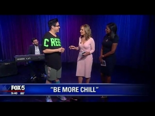 Song from Be More Chill - Video WNYW