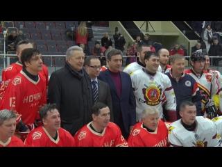 В Электросталь вернулся большой хоккей! ЛДС «Кристалл» открыли после реконструкции!