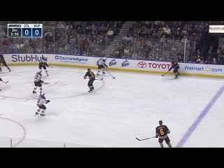 St. Louis Blues vs Buffalo Sabres – Feb. 03, 2018. Game Highlights