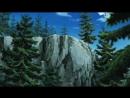 Наруто фильм четвертый - Адепты тёмного царства: Сцена в хвойном лесу (2007)