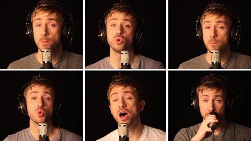 Skyrim Theme Peter Hollens