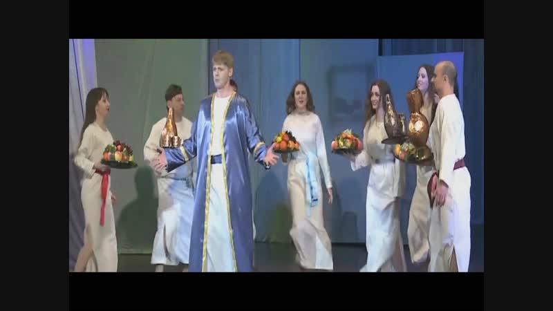 рекламный ролик мюзикла 18 ноября Подольск