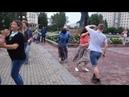 Танцы на Театральной площади г. Сыктывкара 15.07.2018 - 03 - WHEN I WAS YOUR MAN