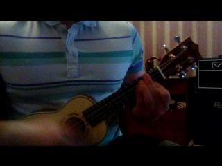 ukulele circle pit)
