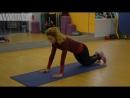Упражнения для похудения. Комплекс для 2-го дня