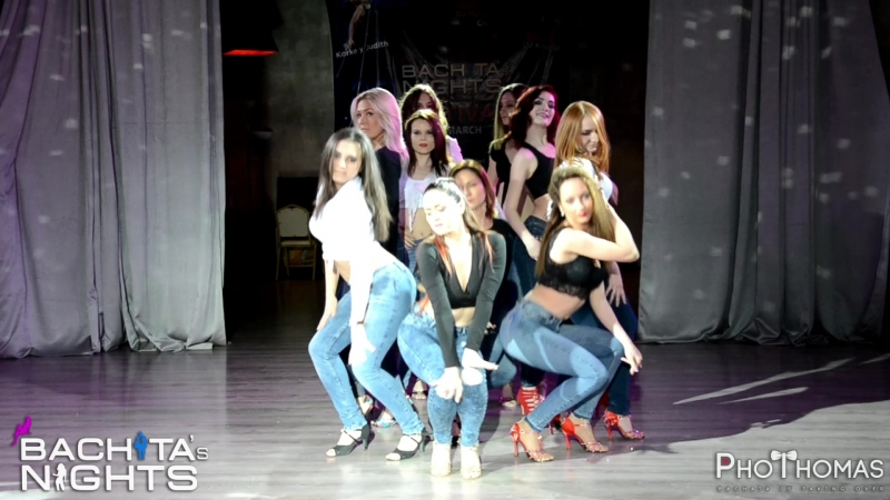 Bootcamp Ladies Style by Maria Luneva [Show] @ Bachata's Nights 2018