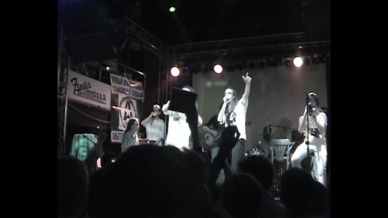 Handle Video - Чек в Икре Бэкстэйдж (2009.09.11)