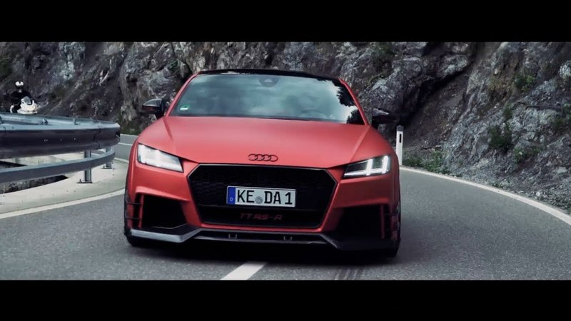 Night Lovell - Up North (ft. NOK from the Future)   AUDI TT RS