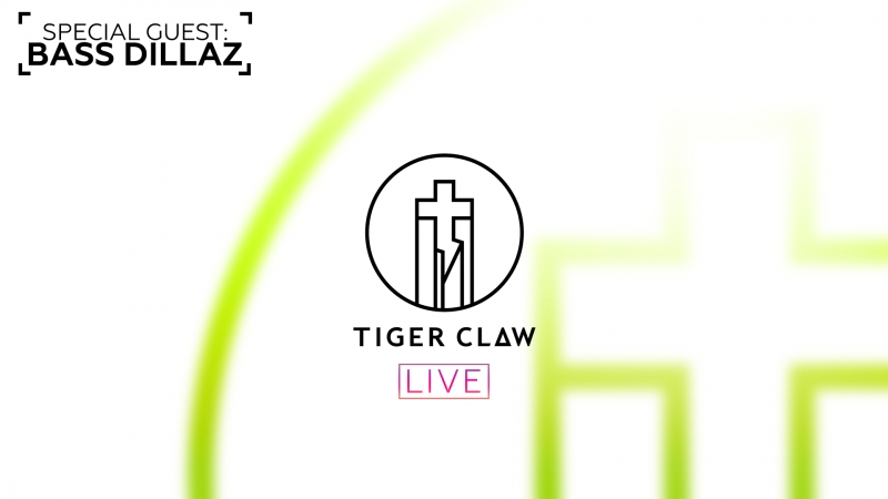 Tiger Claw Bespredel Live Special guest BASS DILLAZ