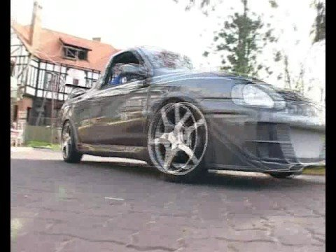 Pisteros TV - Chevrolet Corsa Pickup tuning