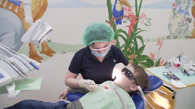 Детская стоматология в Вилма-Дент