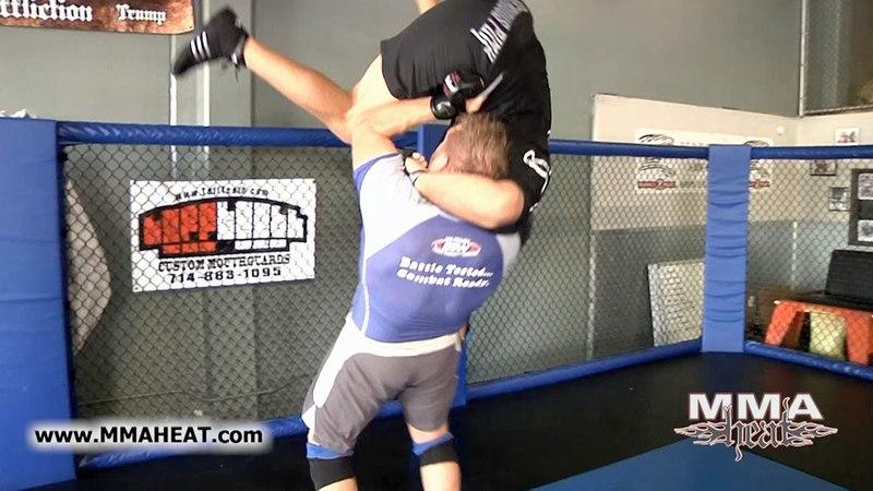Strikeforce's Josh Barnett on Brett Rogers' Hair, CSAC, Fedor Overeem (w/ Workout)