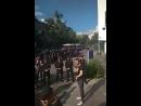 Неонацисты из С14 сменили пол памятнику Жеглову и Шарапову в Киеве