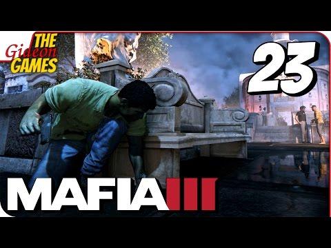 MAFIA 3 ➤ Прохождение 23 ➤ ЧЁРНЫЙ РЫНОК САУТДАУНС