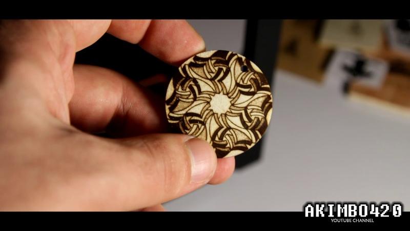 DIY Laser Engraving Machine (DK-BL 1500mW)