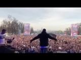 Овощи поют песню Ольги Бузовой на рэп-фестивале