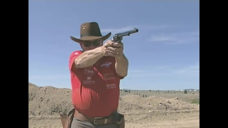 Bob Munden - Worlds Best and Fastest Shooter Does Amazing Shooting Tricks
