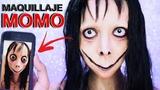 Maquillaje de MOMO ‑ ( VIDA REAL )