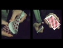 Keep Your Hands Where I Can See Them - Cardistry by Tobias Levin Nikolaj Honore