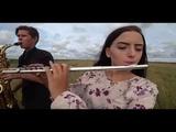 Unto the lamb - Я вижу Иисуса (violinflutesaxophone cover) - ANA'Trio