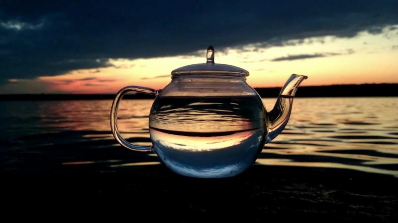 Чай из заката - Выбор ракурса