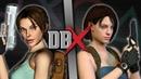 Lara Croft VS Jill Valentine (Tomb Raider VS Resident Evil) | DBX