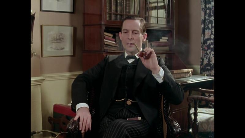 Пляшущие человечки-Приключения Шерлока Холмса. Серия 2 (Великобритания телесериал 1984-1994 годов) FullHD