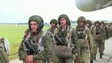 Крылатая пехота страны отмечает профессиональный праздник
