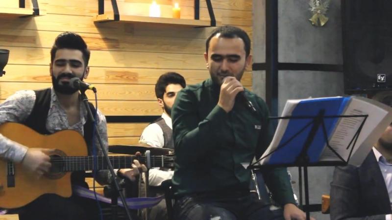 Mursel Seferov Ömrüm canli akustik ifa