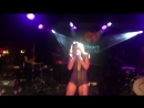 Tove Lo - Habits Stay high live at iHeartRadio in X Studio, Sydney 22-11-16