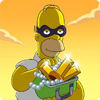 Установить  The Simpsons Tapped Out