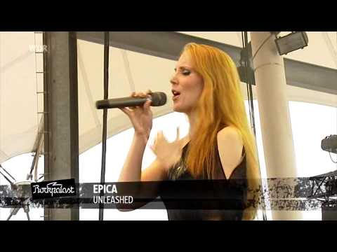 Epica - The Last Crusade Unleashed live Rock Hard Fest (2011)Remastered