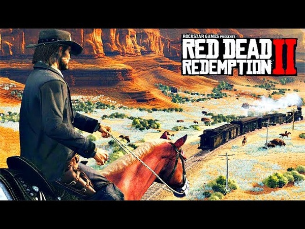 Red Dead Redemption 2 Русский релизный трейлер игры 2018
