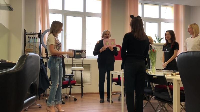 Вручение диплома |Маша Чебураша| LaBouclette