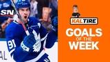 NHL Goals of The Week John Tavares' Hat-Trick Leads The Way #Хайповый #Хоккей #Спорт #NHL #НХЛ #nhlnews