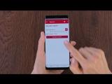 Оплата проезда смартфоном Galaxy S9 | S9+