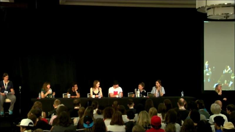 Wynonna Earp First Panel - EH Con Canada