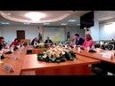 Заседание Рабочей группы Государственной Думы по защите прав участников долевого строительства