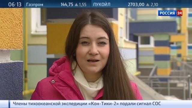Новости на Россия 24 • ЖК Нахабино Ясное: новоселы перезимовали без газа