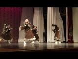 Чукотско-эскимосский ансамбль Эргырон3